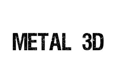 Metal 3D